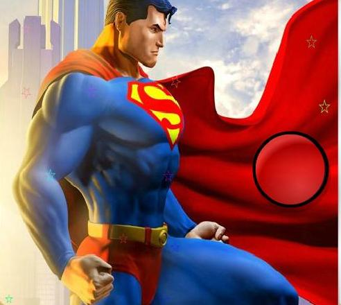 the game superman hidden stars free online 2013